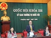 Analizan propuestas para enmiendas constitucionales