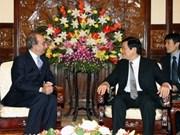 Recibe Presidente al embajador iraquí