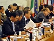 Vietnam participa en foro económico ASEAN-Italia