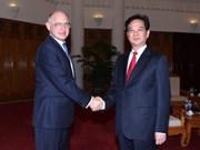 Vietnam aboga por mayor cooperación con Argentina
