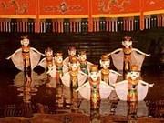 Impresionan marionetas acuáticas vietnamitas en Cuba