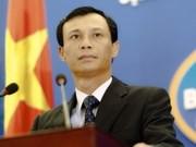 Rechaza Vietnam violación china a su soberanía en Hoang Sa