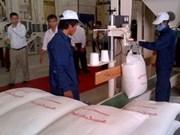 Inauguran mayor planta procesadora de arroz de Cambodia