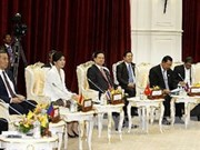 Concluye cumbre regional en Cambodia