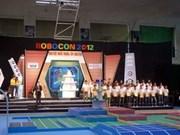 Arrancan concurso nacional de robótica