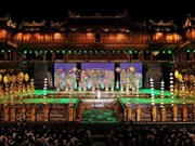 Inauguran Festival Hue 2012