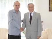 Vietnam y Cuba intensifican colaboración bilateral