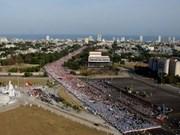 Conmemoran victoria de Playa Girón en Vietnam