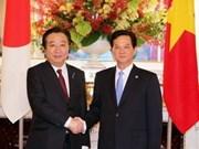 Vietnam y Japón intensifican cooperación