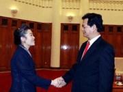 Vietnam y Sudcorea fomentan cooperación ambiental