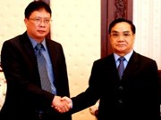 Destacan la cooperación Vietnam-Laos en ciencia y tecnología