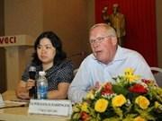 Actualizan a exportadores sobre procedimiento legal para disputas comerciales