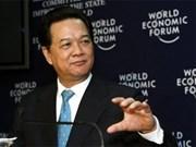 Premier vietnamita participará en Foro Económico Mundial para Asia Oriental