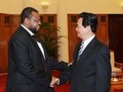 Elogia Vietnam relaciones de cooperación con Sudán