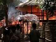 Myanmar: violencia continúa pese a toque de queda