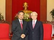 Vietnam ratifica preservar sus nexos especiales con Laos