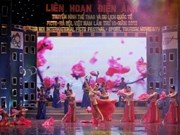 Inauguran en Hanoi festival internacional de cine