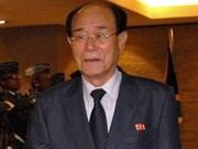 Inicia dirigente norcoerano visita a Vietnam