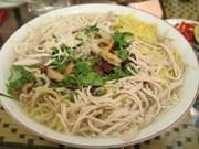 Reportan diez récords de platos vietnamitas a nivel continental