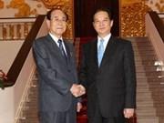 Elogia Vietnam nexos con Corea del Norte