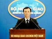 Rechaza Vietnam maniobras militares en Truong Sa