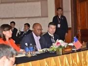 ASEAN potencia cooperación comercial con contrapartes
