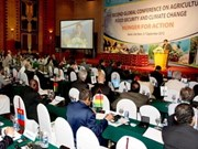 En Hanoi conferencia global de agricultura