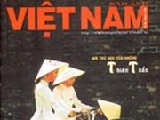 Exposición de revista y fotografía de Vietnam en Cuba