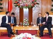 Fomentan relaciones Vietnam y Alemania
