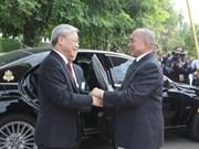 Rey de Cambodia visitará a Vietnam