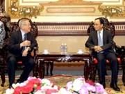 Aspira Ciudad Ho Chi Minh a mayores inversiones filipinas