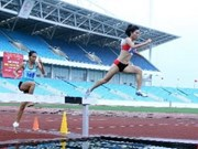 Establecen nuevos récords nacionales en atletismo