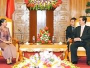 Países indochinos estrechan colaboración