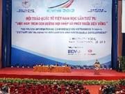 Mil científicos en foro de vietnamología
