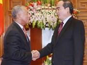Vietnam está dispuesto a colaborar con NASA