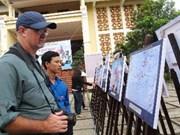 Hoi An acoge exposición sobre islas vietnamitas