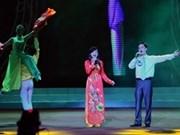 Ciudades vietnamitas saludan al Año Nuevo 2013