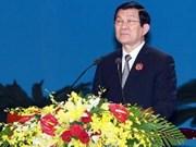 Vietnam conmemora victoria de batalla aérea Dien Bien Phu
