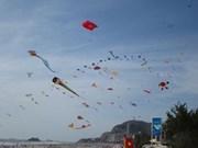 Celebra Vietnam concurso nacional de papalotes