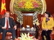 Parlamentarios destacan cooperación energética Vietnam-Rusia