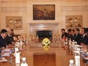 Decididos Vietnam e India por comercio de 7 mil millones USD