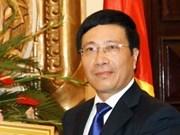 Fortalecen Vietnam y Reino Unido relaciones