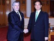 Defensa, importante pilar de relaciones Vietnam-Italia