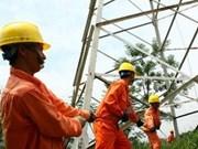 Amplían distribución eléctrica en Sur de Vietnam