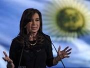 Presidenta argentina visitará Vietnam