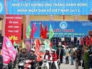 Población vietnamita superará 89 millones