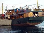 Urge Vietnam solución pacífica a disputas en Mar Oriental