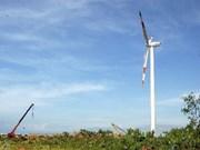 Inauguran primer parque eólico en provincia sureña