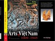 Publican libro en inglés sobre historia del arte vietnamita