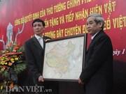 Más documentos sobre soberanía insular vietnamita